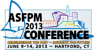 2013 ASFPM Conference @ Connecticut Convention Center | Hartford | Connecticut | United States